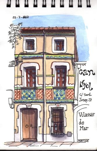 Can Nyol a Vilassar de Mar   Can Nyol en Vilassar de Mar   Can Nyol in Vilassar de Mar